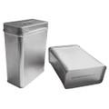 Basic Tin Donation Box - 03 Blank