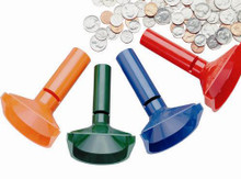 Coin Counting Tube Set