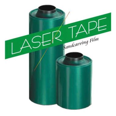 """Ikonics LaserTape 4mil 12"""" x 100' Roll"""