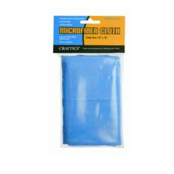 Craftics Microfiber Polishing Cloth