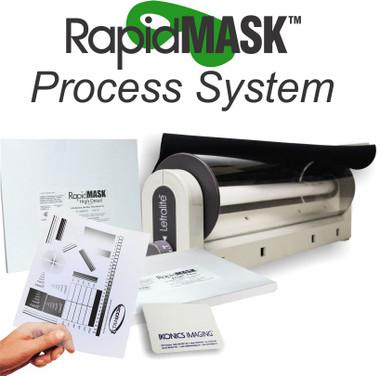 RapidMask process system