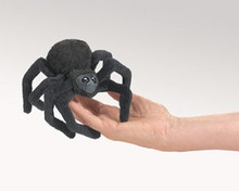 Spider Finger Puppet by Folkmanis