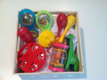 Musical Gift set for infants and toddlers