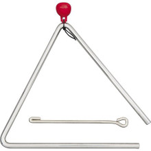 steel triangle 8""