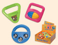 Musical Shapes-20 piece Box