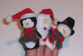 Holiday Finger Puppets