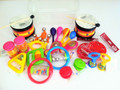 Set of classroom baby safe instruments