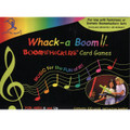 Boomwhackers Whack-A-Boom Card Games