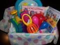 Kid's Musical Gift Basket