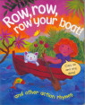 Row, Row, Row Your Boat-Board Book