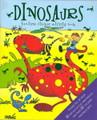 Dinosaur Funtime Activity Sticker Book