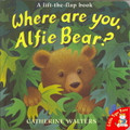 Where Are You, Alfie Bear? Catherine Walters
