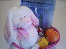 Bunny Music Gift Set for children and toddlers