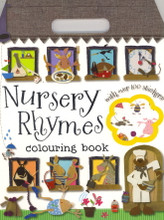 Nursery Rhymes Colouring Book