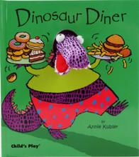 Dinosaur Diner Board Book
