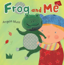 Frog and Me! Puppet Pals Board Book