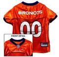 Denver Broncos Football Jersey for Pets