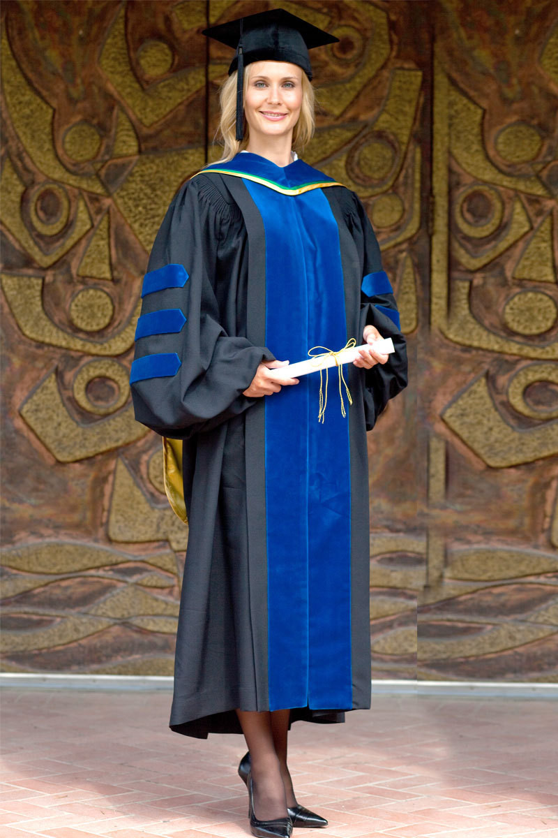 University of Alberta - Doctorate Gown - Gaspard Online Store