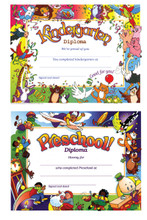 Kinder/Pre-School Diplomas
