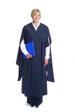 Deluxe Masters Gown Only