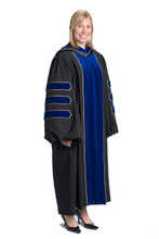 Deluxe Doctoral Gown Only