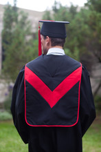 Red River College - Bachelor Hood