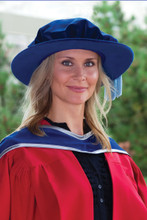 Simon Fraser University - Doctorate Cap