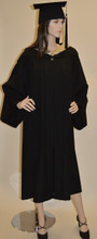 University of the Fraser Valley - Bachelor Gown