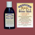 Genuine Ogallala Bay Rum Wiener Wash - 4oz