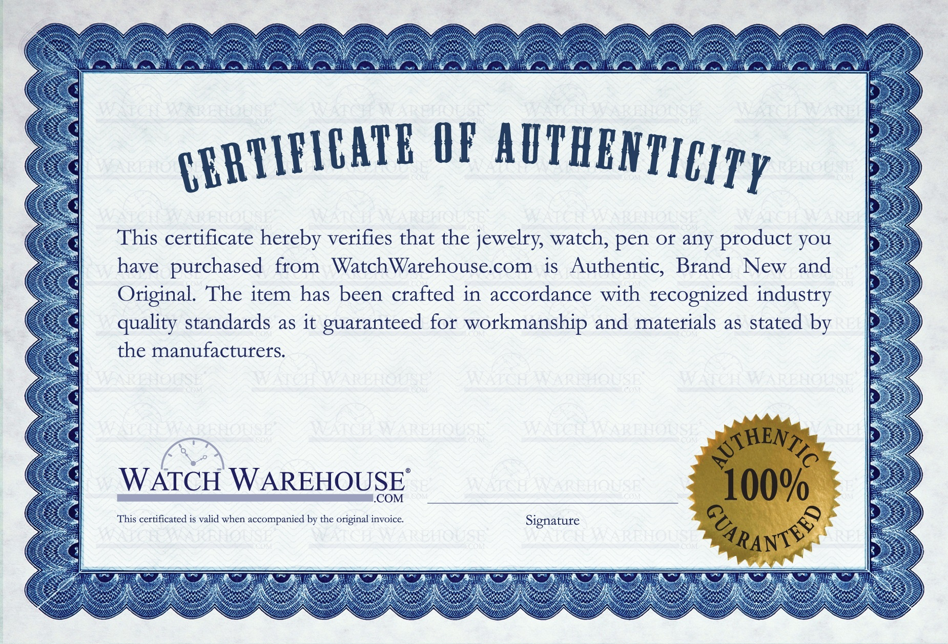 Harassment central page 185 the dawg shed for Certificate of authenticity autograph template