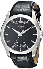 Tissot T-Trend Couturier Black  Automatic Men's Watch T0354071605100