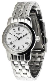 Tissot Classic Dream White Dial Steel Women's Watch T0332101101300