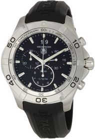 Tag Heuer  CAF101E.FT8011 Aquaracer Men's Chronograph Watch