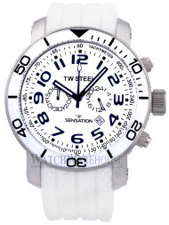 TW Steel Grandeur TW835 48mm Men's Watch