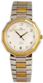 Baume & Mercier Riviera Two Toned Steel Automatic Men's Watch MOA06660