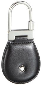 Montblanc Meisterstuck Leather Keychain Fob Pocket Accessories 14085