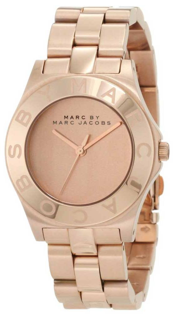 MBM3127 - Rose Gold-tone Dial Dress Watch