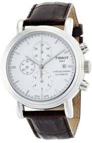 Tissot T-Classic Carson Chronograph Automatic Men Watch T0684271601100