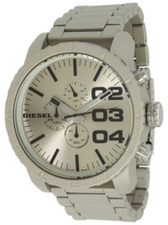 Diesel Franchise Chronograph Sand Gray Steel Men's Watch DZ4252