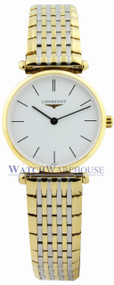 Longines La Grande Classique SS Women Watch L42092127 / L4.209.2.12.7