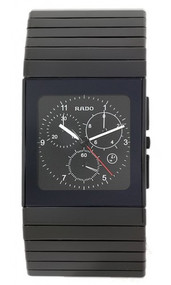 Rado  Ceramica Chronograph Ceramic Men Watch R21715162 / R21.715.16.2