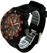 Luminox A.3059 Sea Navy Seal Colormark 3050 Series Men's Rubber Watch