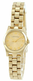 Marc by Marc Jacobs MBM3199 20mm Henry Women's Gold-toned Watch