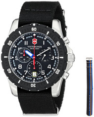 Victorinox Swiss Army Maverick Sport 2 Nylon Bands Men Watch 241678.1