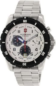 Victorinox Swiss Army 241681 Maverick Sport SS Men's Chronograph Watch
