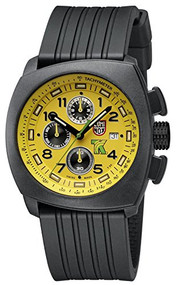 Luminox Land A.1105.S Tony Kanaan PC Carbon 1100 Men Chronograph Watch