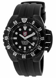 Luminox Sea A.1511 Deep Dive Automatic 1500 Men's Black Rubber Watch
