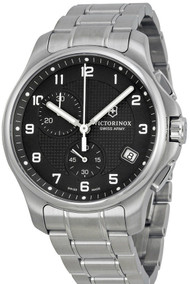 Victorinox Officers Chronograph Men's Watch with Pocket Knife 241592.1