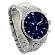 IWC Pilot's Chronograph Automatic Stainless Steel Men's Watch IW377704