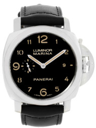 Panerai Luminor Marina 1950 Black Dial Automatic Men's Watch PAM00359